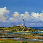 Turnberry Lighthouse by Michael Creese