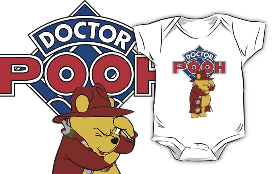 Doctor Pooh by cubik