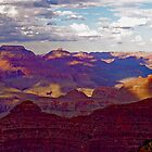 From The South Rim (View Large) by Laughing Bones