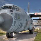 CC-130 Hercules by Brad Denoon