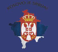 Kosovo is Serbia/Kosovo je Srbija by Zammuel