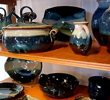 Pretty Pottery by ctheworld