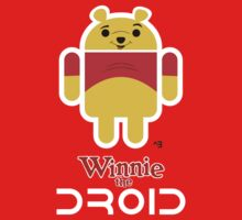 Winnie the Droid (text) by cubik