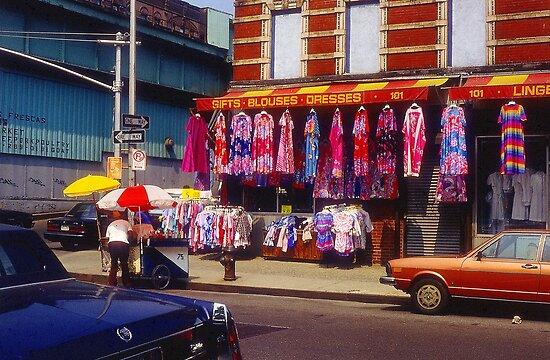 East Harlem Robes by Alberto  DeJesus