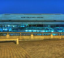 new orleans arena by FLLETCHER