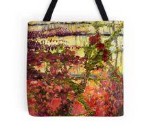 """""""Garden Wall"""" Tote Bag"""