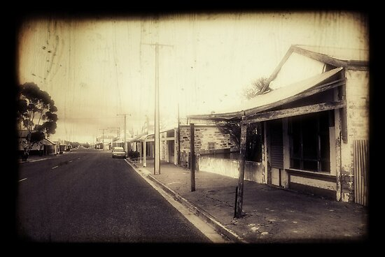 Terowie Sunday by AndyGii