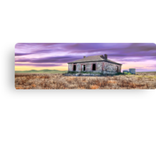 Burra Homestead Panorama Canvas Print