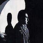 A Pensive Jimmy White by Redbarron