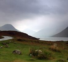 Classic Wast Water by Paul  Green