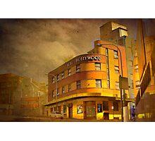 By-Gone Era - Hotel Hollywood, Surry Hills, Sydney, Australia Photographic Print