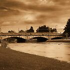 Musselburgh River Esk by KWTImages