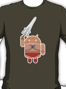 He-Droid (no text) T-Shirt