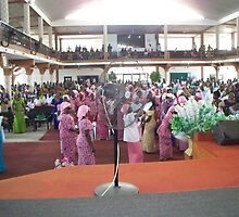 Mother's Day Celebration in Tema, Ghana by Baba John Goodwin