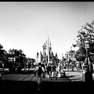 Cinderella's Castle by iPhonePhotos