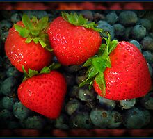 Berry Delicious by AngieBanta