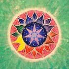 Mandala Meditation by danita clark