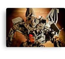 Starscream - Transformers Canvas Print