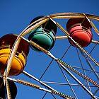 Ferris Wheel by Rae Tucker