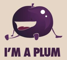 Little Plum - Fruit boy adventurer by Tuna