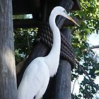 Egret's Perch by Z.S. Lewis
