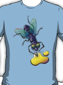 Naughty Smiling Fly T-Shirt