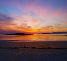 April ends in a blaze of glory, Morar by artyfifi