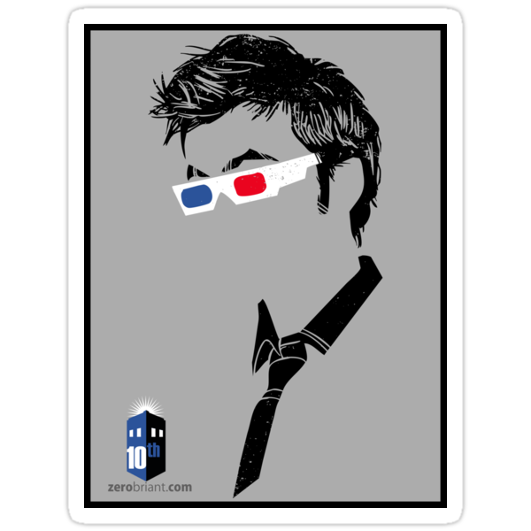 10th Doctor by zerobriant
