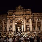 LIFE AT THE TREVI  by MIGHTY TEMPLE IMAGES