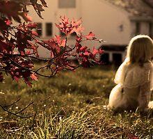 The last Autumn... by Jocelyn  Parry-Jones