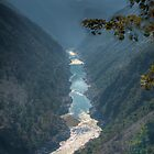 Devpryag - Another View by Clive S