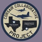 Corsair Collaborative Project Logo by warbirdwear