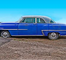 1952 Chrysler Windsor Deluxe 2-Door by Bryan D. Spellman