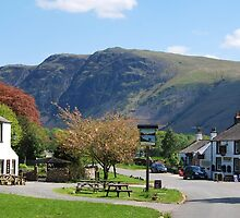 One of the Best Lakeland views..............well almost ! by Phil Mitchell