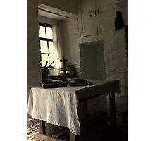 The Seat by the Window Photographic Print