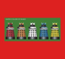 United Colors Of Skaro by Iain Maynard
