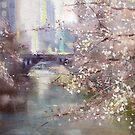 Cherry tree of Tokyo・・・「東京の桜」 by vasenoir