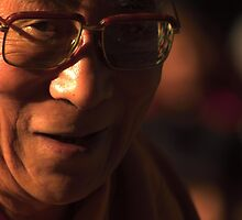 His Holiness. mcleod ganj, dharamsala, india by tim buckley | bodhiimages