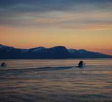 Evening in Molde by julie08