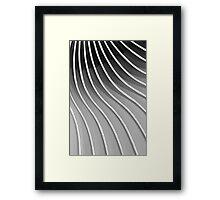 Forks V Framed Print