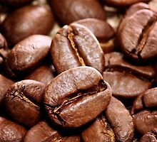 Coffee beans by Pics4merch