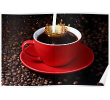 Cup of coffee Poster