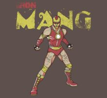 Iron Mang by ninjaink