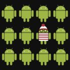 Where&#x27;s Waldroid? by Karen  Hallion