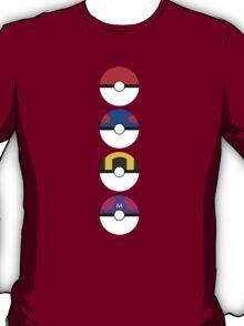 I Have Four Balls T-Shirt
