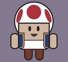Super Droid Bros. Toad by Keez