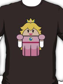 Super Droid Bros. Princess Peach T-Shirt