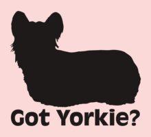 Got Yorkie? by KimberlyMarie