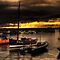 Storm Over Newhaven by Don Alexander Lumsden (Echo7)