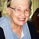 My Mom - 90 Years Young by Darlene Bayne